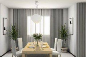 Cách chọn rèm cửa cho căn hộ cao cấp, cách chọn rèm vải cho căn hộ cao cấp, cách chọn màu rèm vải cho căn hộ cao cấp