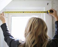 Cách tính rèm, cách đo đạc rèm cửa đẹp nhất. Hướng dẫn tự đo đạc làm rèm cửa tại nhà