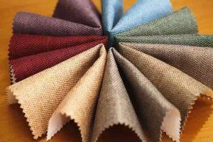 các loại vải dùng làm rèm cửa