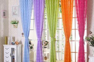 Cách chọn rèm cửa cho mùa thu, chọn rèm cửa phù hợp cho mùa thu, xu hướng rèm cửa 2018