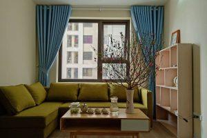 Rèm căn hộ chung cư 987 Tam trinh a Tuấn Anh. P314